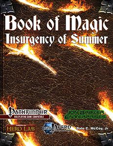 Book of Magic: Insurgency of Summer