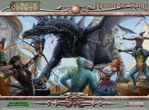 Reign of Ruin PFRPG Wallpaper Standard 2