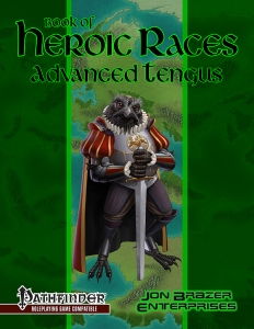 Book of Heroic Races: Advanced Tengus