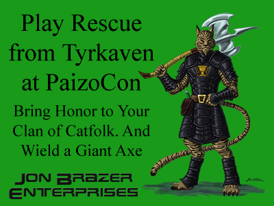 PaizoCon Catfolk 2