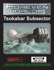 Foreven Worlds: Tsokabar Subsector