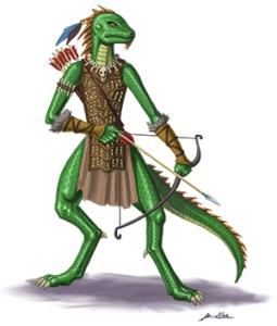 lizard archer colors no bg