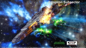 Alespron Subsector Wallpaper
