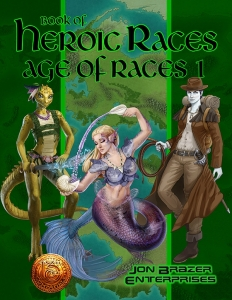 Book of Heroic Races: Age of Ideas 1