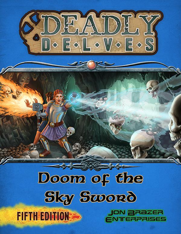 DD Doom of the Sky Sword 5e