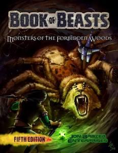 BoB Monsters of the Forbidden Woods