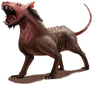 Demon Dog by Matt Bulahao