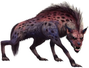Hyenakin by Matt Bulahao