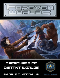 Foreven Worlds Creatures of Distant Worlds