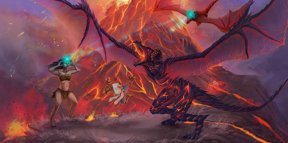 Chaosfire Incursion